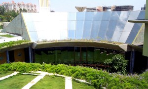 Indias clean energy efforts and the green business center