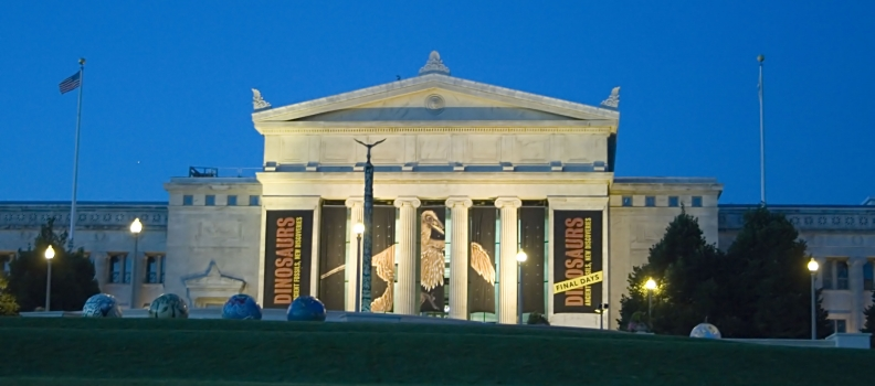 Architectural History: Chicago's Field Museum