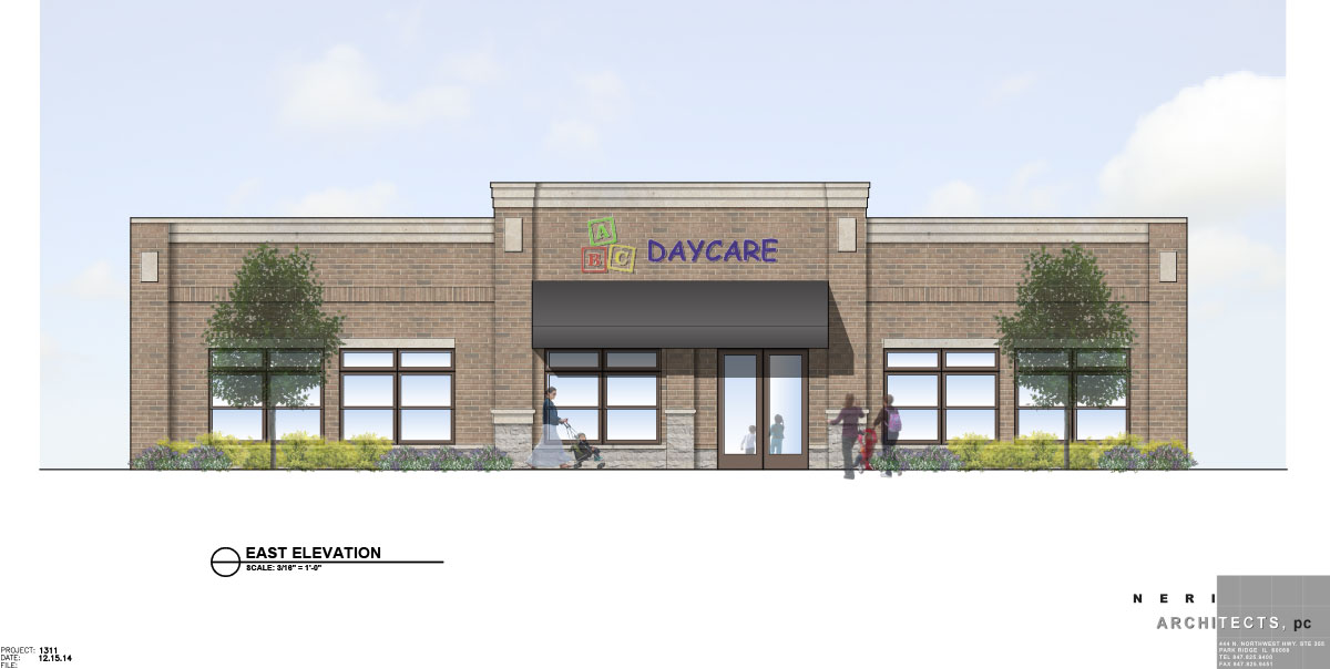 ABC Daycare Rendering